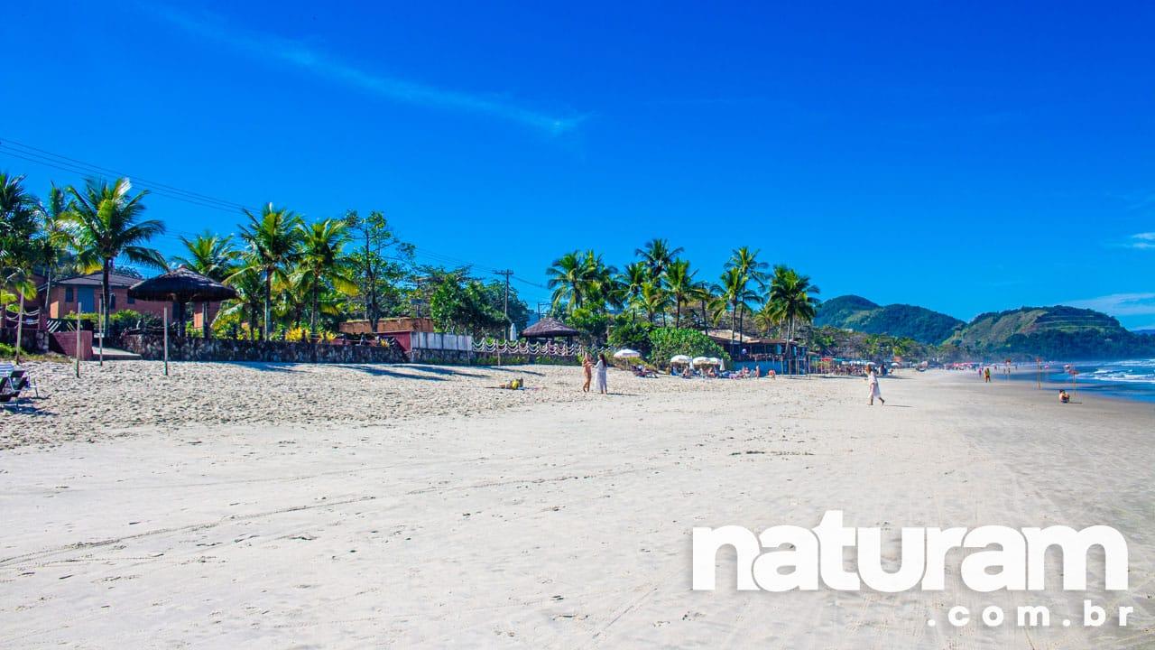 Foto da Praia de Juquehy
