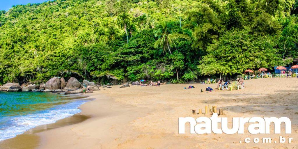 Foto da Praia do Cedro